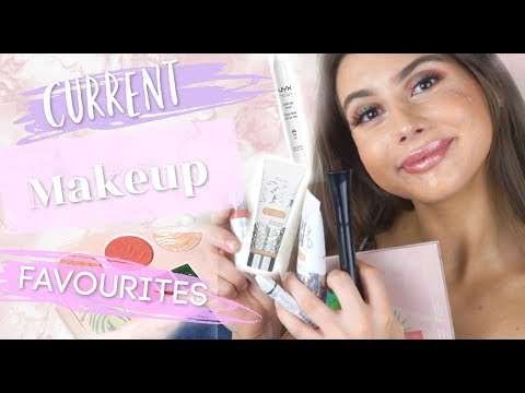 MY FAVOURITE BEAUTY PRODUCTS OF THE MONTH || Acne Friendly Makeup, Cruelty Free!! thumbnail