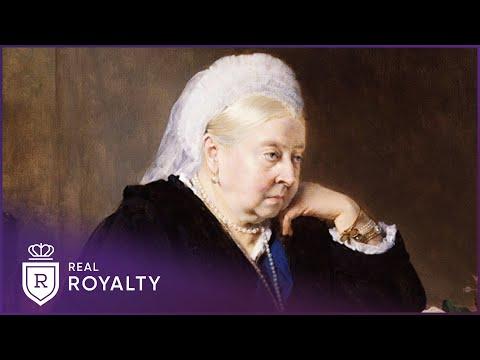 Queen Victoria's Fling