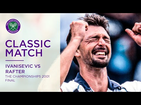 Goran Ivanisevic Vs Patrick Rafter Wimbledon 2001 F