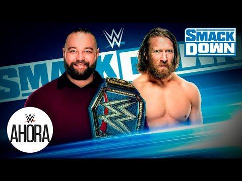 Daniel Bryan CITÓ a Bray Wyatt antes de Survivor Series 2019: WWE Ahora, Nov 22, 2019