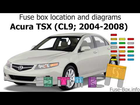 Acura Tsx 2004 Fuse Box Diagram Dvi To Vga Wire Diagram Ad6e6 Sehidup Jeanjaures37 Fr