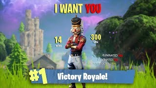 I WANT YOU! - LETS GET SOME WINS ON THE TABLE | FORTNITE BATTLE ROYAL LIVE WITH SUBS 😂