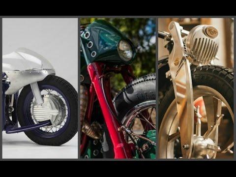 Топ кастом мото сделанных из советских мотоциклов