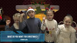 """Новогодний калейдоскоп Часть 4 """"What do you want for Christmas?"""""""