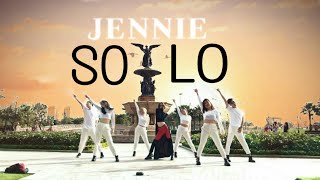 [KPOP IN PUBLIC CHALLENGE] SOLO - JENNIE (제니) Dance Cover By H.A.D From Vietnam