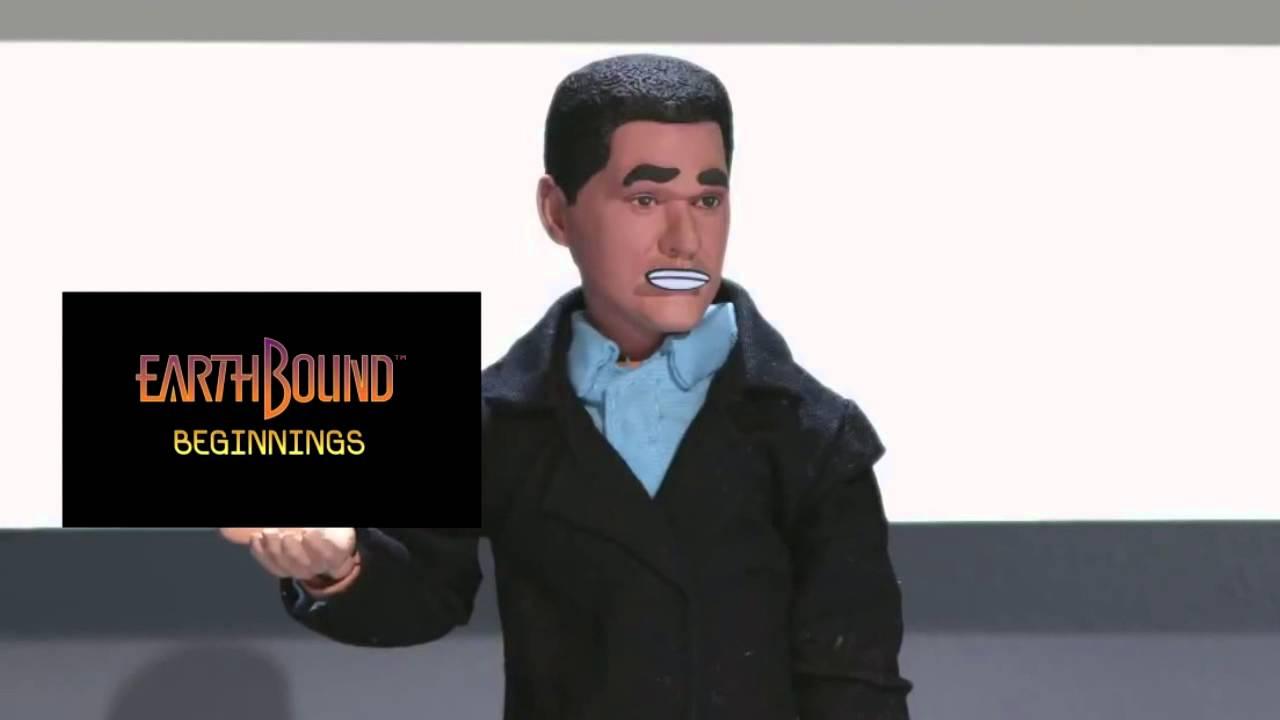 Earthbound Beginnings reaction