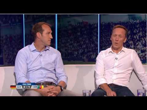 Germany vs Cameroon 3 1  Post match Analysis on Demirbay , Werner, Aboubakar