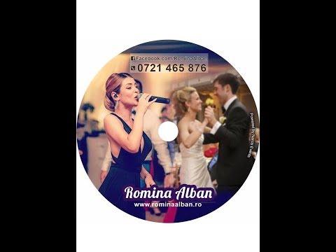 Romina Alban - CD - Colaj Live - Evenimente 2017