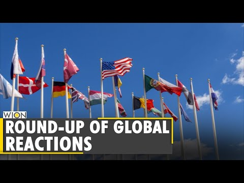 Global leaders gives mixed reactions on Israel-Palestine conflict | Joe Biden | Hamas | English News