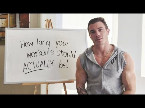 How Long Should You ACTUALLY Work Out? (No More Broscience)