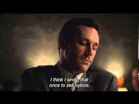 Mad Men: Living Like no Tomorrow