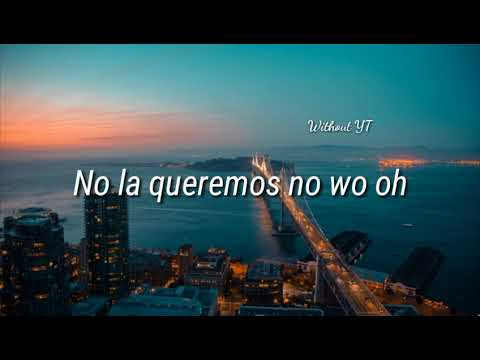 No War | Sub. Español | Noise Cans ( Yellow Claw Remix) |