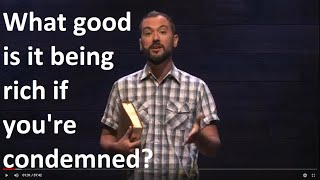 How to Prosper BIBLICALLY | WORDS TO THE UNWISE   Part 6 | Talk by Jesse Campbell