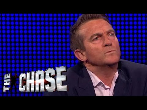 Bradley Dances Like Fred Astaire! | The Chase
