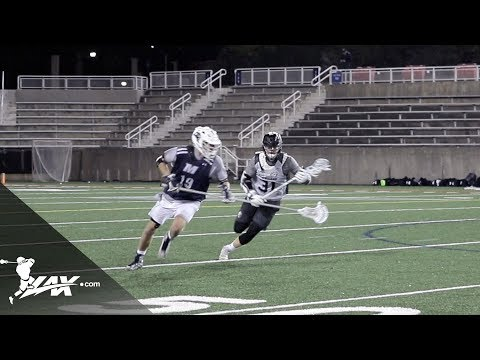 Monmouth vs Providence Fall Scrimmage | 2018 College Highlights