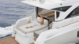 2017 JEANNEAU Leader 46 Motor Yacht for sale Video Walk Through by; David Inglis
