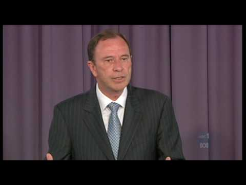 National Press Club: David Marchant from ARTC (Part 4)