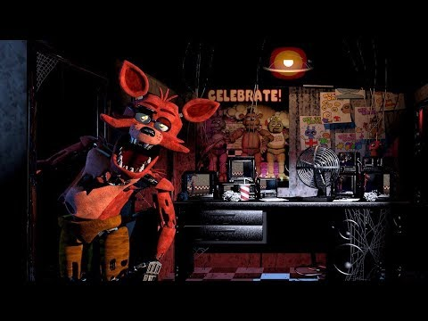 Five Night At Freddy's 1: Game kinh dị...