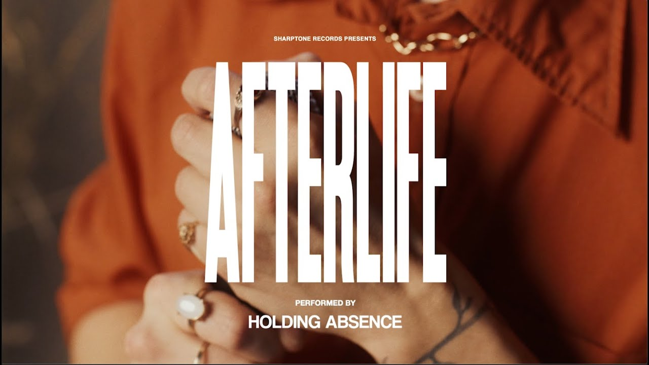 Holding Absence - Afterlife