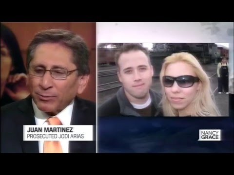 Jodi Arias Prosecutor Juan Martinez Interview with Nancy Grace