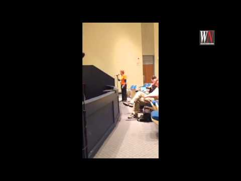 Public comment at Lyndon Township Planning Commission meeting 5-19-14#sandmine