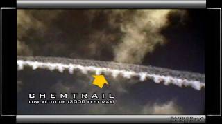 Low altitude chemtrails is an irrefutable reality