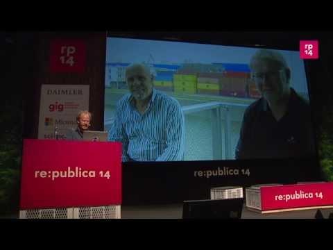 re:publica 2014 - Moritz Metz: Wo das Internet lebt on YouTube