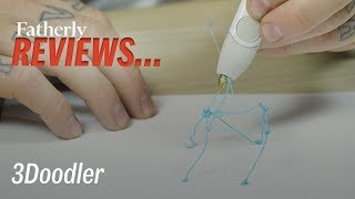 3Doodler 3D Pen That Draws in the Air