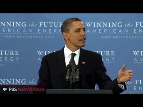 Pres. Obama Unveils Energy Plan: Full Speech