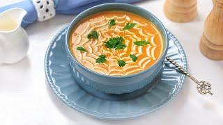 Тыквенный суп-пюре (классический рецепт) — видео рецепт