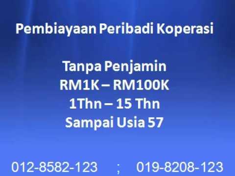 Pinjaman Peribadi Koperasi Malaysia