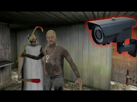 Using Security Cameras In Granny Chapter Two