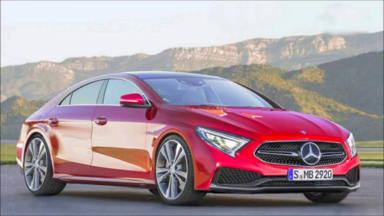 brand new 2018 mercedes cls