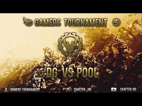 Gamers Tournament 2T| DG vs PoOl