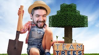 Let's Plant 20 Million Trees In Minecraft