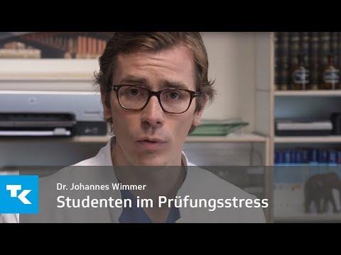 Studenten im Prüfungsstress | Dr. Johannes Wimmer