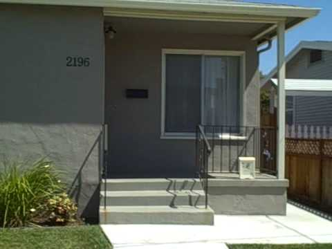 San Leandro, CA house (part 1)