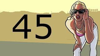 #45 GTA San Andreas - Момент для съемки - PS3