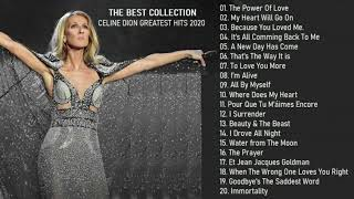 Musik Enak ~Celine Dion~ Female Album - My Heart Will Go On; The Power Of Love; I Drove All Night