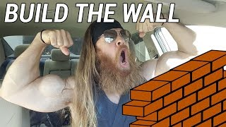 Build the Wall | Contain These GAINS | MAGA Kids