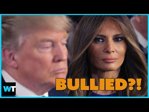 Melania Trump Claims She's The MOST BULLIED Person In The WORLD?!