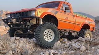 RC car : RC4WD TRAIL FINDER 2 Offroad Driving #15