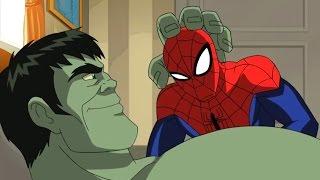 Великий Человек-паук - Неприкаянный Халк - Сезон 1, Серия 19 | Marvel