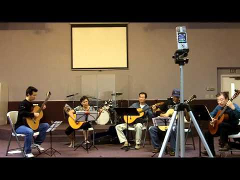 Kodak Zi8 music video recording sample, Air
