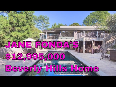 Jane Fonda and Richard Perry List their Beverly Hills Home ep.9