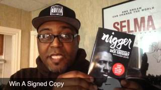 Win A Signed Dick Gregory Book