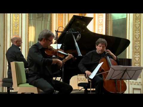 Hèsperos piano trio - MANTOVA CHAMBER MUSIC FESTIVAL 2015
