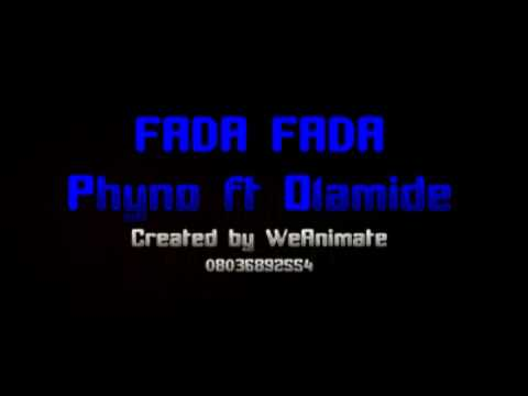 Gheto Gospel (fada fada) karaoke - Phyno ft Olamide