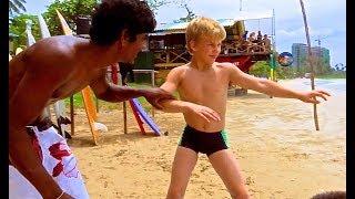 Обучение серфингу. Шри Ланка. Часть 1 / Learning to surf. Sri Lanka. Part 1