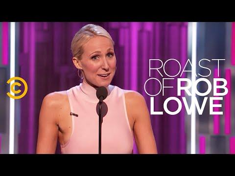 Roast of Rob Lowe - Nikki Glaser - Jeff Ross's Royal Heritage